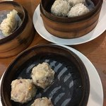 重慶茶樓 - 餅米しゅうまい、椎茸しゅうまい、