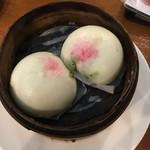 重慶茶樓 - 桃まんじゅう