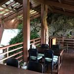 山の茶屋 楽水 - 店内