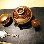 おにく 花柳 - 牛鍋