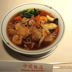 中国飯店 - 五目スープそば