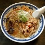 ラーメン・餃子 ハナウタ - 料理写真:薬膳味噌(700円)