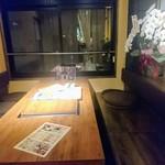 名古屋もつ焼き ひとすじ - 個室