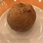 Steak&Trattoria Carnesio - ランチのパン