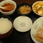 永楽 - 定食(1,000円)