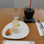 グラン ダ ジュール - 料理写真:今回のセット(*≧∀≦*)
