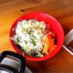ガレット&カフェ クランプーズ - サラダ
