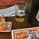 76972473 - お通し柿ピー(100円)