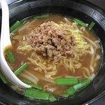 楽餐館 - 料理写真:台湾味噌ラーメン