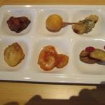 レストラン モナミ - タンパク質系