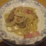 レストラン モナミ - カルボナーラ