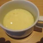 レストラン モナミ - スープ