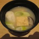 レストラン モナミ - 庄内風芋煮