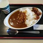 赤城高原サービスエリア(下り線) - 料理写真:ミニカレー 300円