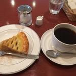 カフェ・ル・ヴァン - 料理写真:ケーキセット700円