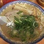 赤のれん和亭 - これぞ博多ラーメン スープが美味い