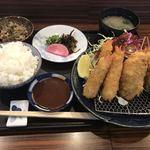串揚げふじ川 - 料理写真: