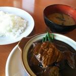 葉っぱのみどり - 料理写真:ビーフシチュー1280円税込