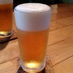 屋久島ヴィータキッチン - 生ビール