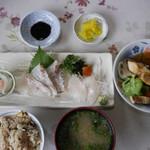 食事処マルタ活魚 -