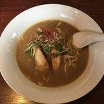 嵐坊 - 鶏白湯ラーメン