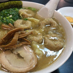 76985204 - 雲呑麺