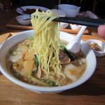 随園別館 - 麺リフト