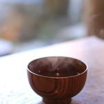 待春軒 - お茶は、お椀にはいってきます@@