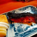 76987268 - 銀鱈西京焼