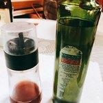 カフェブロッサム - 赤ワインビネガー〆厳選オリーブオイル