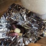 そば舎 あお - チョコレート