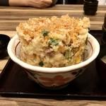 三枚目 助五郎 - 海鮮かき揚げ丼