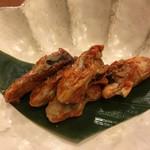 ビヤホールライオン - 牡蠣キムチ