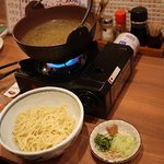TORI扇 - 鶏鍋とラーメン
