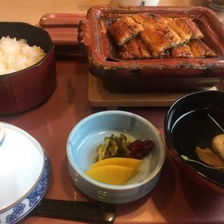 うなぎ 割烹 井手 - 料理写真: