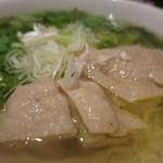 鼎泰豐 - 鶏肉蒸し麺