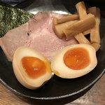 三田製麺所 - 三田盛り 300円