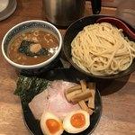 三田製麺所 - つけ麺(中)+  三田盛り