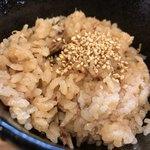 麺屋M - 鮪飯