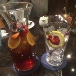 オスロ コーヒー - 3種のベリーのフルーツティーアイス (2杯分以上入ってます)