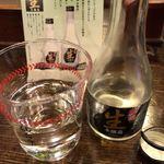信州 - 冷酒1合