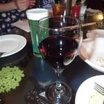 夜cafe.hus - ワインにしました