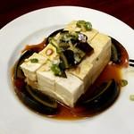 中華料理 大福 - ピータン豆腐