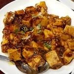 中華料理 大福 - 麻婆豆腐