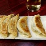 中華料理 大福 - 手作り焼き餃子:280円