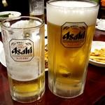 中華料理 大福 - 生ビール大:700円