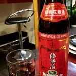 中華料理 大福 - 紹興酒5年:1,500円