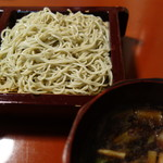 朴念仁 - 鴨ねぎ蕎麦1650円
