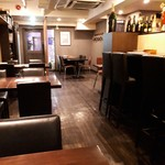 Wine 厨房 tamaya-ohyama - 店内