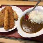 松原食堂 - 料理写真:合計で972円(税込)